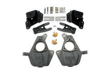 "2005-2006 Chevy Silverado 1500 2WD (Ext Cab) 2/4"" Lowering Kit - Belltech 948"