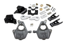"2005-2006 Chevy Silverado 1500 2WD (Ext Cab) 3/4"" Lowering Kit - Belltech 661"