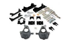 "2005-2006 GMC Sierra 1500 2WD (Ext Cab) 4/6"" Lowering Kit - Belltech 662"