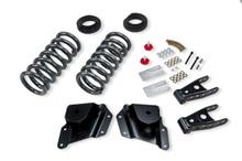 "2001-2006 Chevy Silverado 1500 2WD (Std Cab) 2/3"" Lowering Kit - Belltech 663"