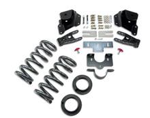 "2001-2006 GMC Sierra 1500 2WD (Ext Cab) 3/3"" Lowering Kit - Belltech 950"