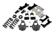 "2004-2006 Chevy Silverado 1500 2WD (Crew Cab) 5/7"" Lowering Kit - Belltech 676"