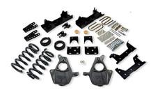 "1999-2000 GMC Sierra 1500 2WD (Std Cab) 5/7"" Lowering Kit - Belltech 669"