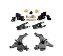 "1992-1998 Chevy C1500 2WD (Std Cab) 2/4"" Lowering Kit - Belltech 685"