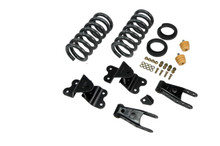 "1992-1998 GMC Sierra C1500 2WD (Std Cab) 2/4"" Lowering Kit - Belltech 685"
