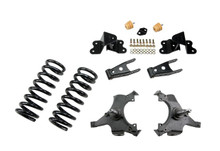 "1992-1998 Chevy C1500 2WD (Std Cab) 3/4"" Lowering Kit - Belltech 687"
