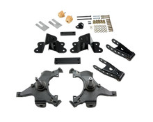 """1988-1998 Chevy C1500 2WD (Ext Cab) 2/4"""" Lowering Kit - Belltech 690"""
