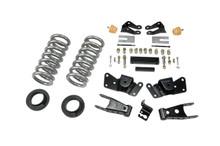 "1997-2000 GMC C2500 / C3500 2WD 2/4"" Lowering Kit - Belltech 715"