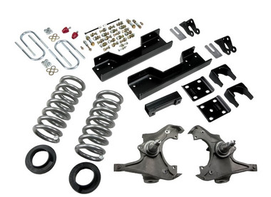 "1997-2000 GMC C2500 / C3500 2WD 5/8"" Lowering Kit - Belltech 717"
