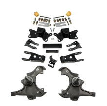 "1997-2000 Chevy C2500 2WD (Exteed / Crew Cab) 3/4"" Lowering Kit - Belltech 719"