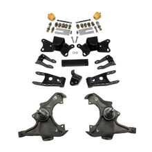 "1990-1996 GMC Sierra 2WD (Exteed Cab) 3/4"" Lowering Kit - Belltech 721"