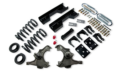 "1990-1996 Chevy C2500 2WD (Exteed Cab) 5/8"" Lowering Kit - Belltech 722"
