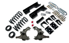 "1990-1996 GMC Sierra 2WD (Exteed Cab) 5/8"" Lowering Kit - Belltech 722"