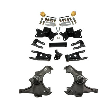 "1988 Chevy C3500 Crew Cab Dually 3/4"" Lowering Kit - Belltech 726"