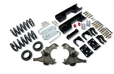 "1988 GMC C3500 Crew Cab Dually 5/8"" Lowering Kit - Belltech 727"