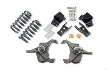 "1975-1991 Chevy C30 Crew Cab Dually 4/4"" Lowering Kit - Belltech 967"