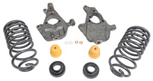 """2014-2019 GMC Yukon / Yukon XL (Without Autoride) 2/4"""" Lowering Kit - Belttech 1020"""
