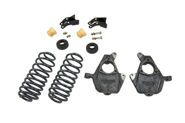 """2007-2013 Chevy Suburban (Without Autoride) 2/4"""" Lowering Kit - Belltech 753"""