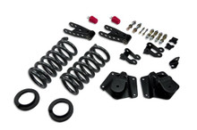 "1995-1999 Chevy Tahoe (2WD) 2/4"" Lowering Kit - Belltech 791"