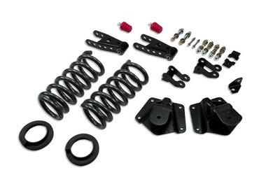 """1995-1999 GMC Yukon (2WD) 2/4"""" Lowering Kit - Belltech 791"""