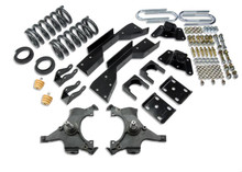 "1995-1999 Chevy Tahoe (2 Door) 4/5.5"" Lowering Kit - Belltech 794"