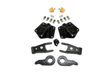"1995-1999 Chevy Tahoe 4WD (4-Door) 2/3"" Lowering Kit - Belltech 763"