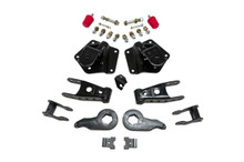 "1995-1999 Chevy Tahoe 4WD (4-Door) 2/4"" Lowering Kit - Belltech 764"