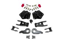 "1995-1999 GMC Yukon / Escalade 4WD (4-Door) 2/4"" Lowering Kit - Belltech 764"