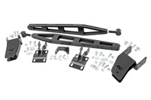 """2008-2016 F250 4wd Rear Traction Bars 4.5-6"""" Lift.  Rough Country  51003"""