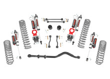 """2020-2021 Jeep Gladiator 4wd 3.5"""" Lift Kit w/ Coil Spring - Rough Country 64950"""
