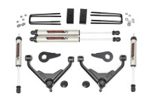 """1999-2004 Chevy Silverado 2500 2WD/4WD 3"""" Lift Kit - Rough Country 859670"""