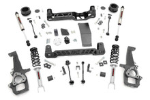 """2012-2018 Dodge Ram 1500 4WD 4"""" Lift Kit - Rough Country 33371"""