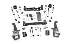 """2012-2018 Dodge Ram 1500 4WD 4"""" Lift Kit - Rough Country 33370"""