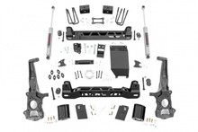 2019-2020 Ford Ranger 4WD Lift Kit w/ N3 Struts - Rough Country 50531