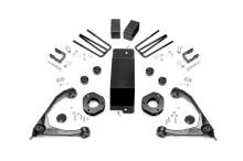 "2014-2016 GMC Sierra 1500 4WD 3.5"" Lift Kit - Rough Country 18901"