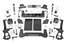 """2019-2022 Chevy Silverado 1500 Diesel 2WD/4WD 6"""" Lift Kit - Rough Country 21770D"""