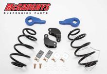2/3 Chevy Avalanche Economy w/ Air Shocks Lowering Kit 01-06