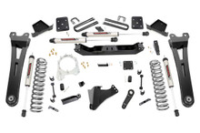 """2017-2019 Ford F-250 Super Duty 4WD 6"""" Lift Kit w/ Radius Arms - Rough Country 55470"""