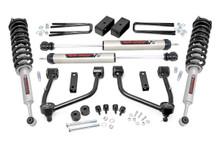 "2007-2020 Toyota Tundra 2WD/4WD 3.5"" Lift Kit V2 Shocks - Rough Country 76871"