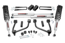 """2007-2020 Toyota Tundra 2WD/4WD 3.5"""" Lift Kit w/ N3 Shocks - Rough Country 76831"""
