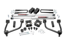 """2007-2020 Toyota Tundra 2WD/4WD 3.5"""" Lift Kit w/ N3 Shocks - Rough Country 76830"""