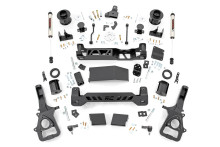 """2019-2020 Dodge Ram 1500 4WD 6"""" Lift Kit - Rough Country 33470"""