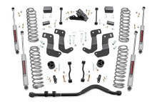 """2018-2020 Jeep Wrangler JL Unlimited 4WD 3.5"""" Lift Kit - Rough Country 66830"""
