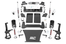"""2019-2020 Chevy Silverado 1500 2WD/4WD 6"""" Lift Kit - Rough Country 21732"""