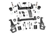 "2012-2018 Dodge Ram 1500 4WD 6"" Lift Kit w/ V2 Shocks - Rough Country 33270"