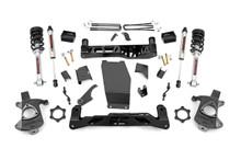 "2014-2018 Chevy Silverado 1500 4WD 5"" Lift Kit - Rough Country 22371"