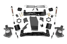 "2014-2018 Chevy Silverado 1500 4WD 5"" Lift Kit - Rough Country 22370"