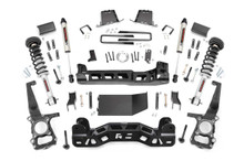 """2014 Ford F-150 4WD 6"""" Lift Kit - Rough Country 57571"""