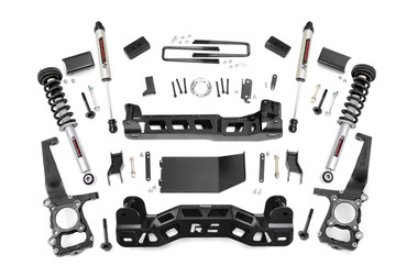 """2009-2010 Ford F-150 4WD 4"""" Lift Kit - Rough Country 59971"""