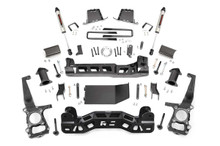 """2009-2010 Ford F-150 4WD 6"""" Lift Kit - Rough Country 59870"""